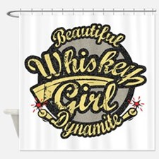 Beautiful dynamite Shower Curtain