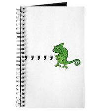 Comma Chameleon Journal