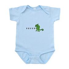 Comma Chameleon Infant Bodysuit