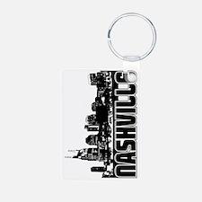 Nashville Skyline Keychains