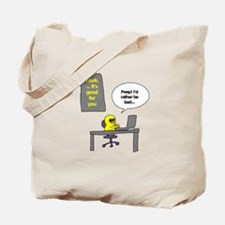 Working Mu Tote Bag