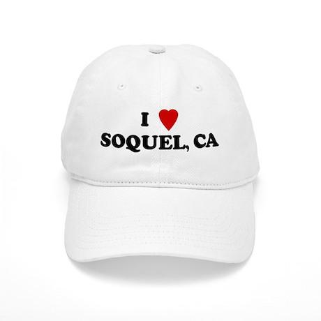 I Love SOQUEL Cap