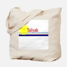 Taliyah Tote Bag