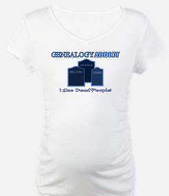 Genealogy Addict Shirt