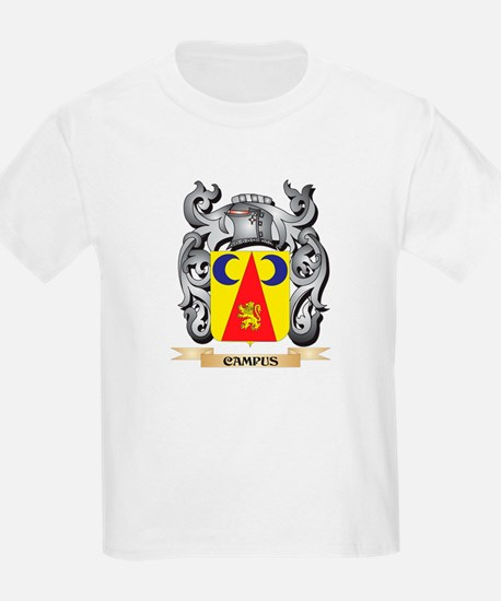 Campus Family Crest - Campus Coat of Arms T-Shirt