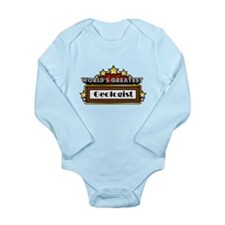 World's Greatest Geologist Long Sleeve Infant Body