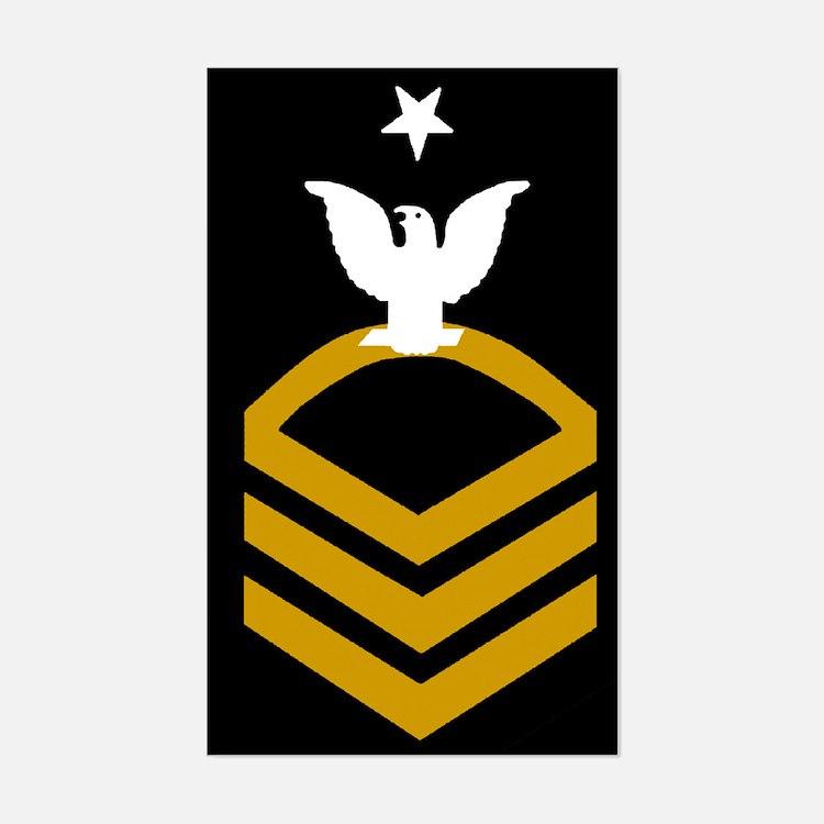 Senior Chief Petty Officer<BR> Sticker 1
