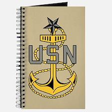 Senior Chief Petty Officer<BR> Log Book 3