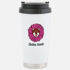 Shiba Smile Travel Mug