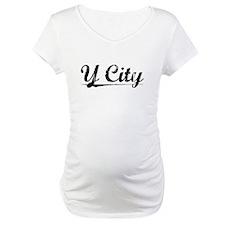 Y City, Vintage Shirt
