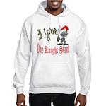 1 Night Stand Hooded Sweatshirt