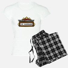 World's Greatest HR Assistant Pajamas