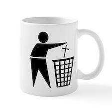 Trash Religion Atheism Mug