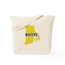 Rhode Island Native Tote Bag