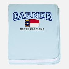 Garner, North Carolina, NC, USA baby blanket