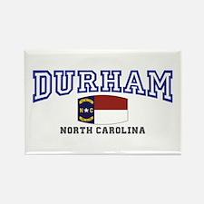 Durham, North Carolina, NC, USA Rectangle Magnet