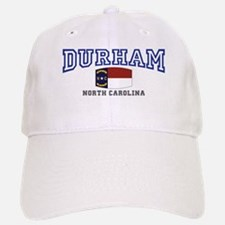 Durham, North Carolina, NC, USA Baseball Baseball Cap