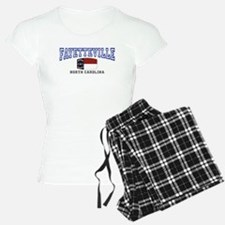 Fayetteville, North Carolina, NC, USA Pajamas