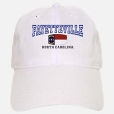 Fayetteville, North Carolina, NC, USA Baseball Baseball Cap