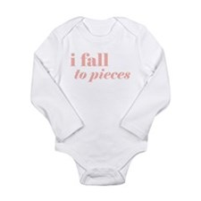 I fall to pieces... Baby Suit