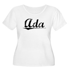Ada, Vintage T-Shirt