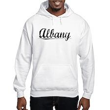 Albany, Vintage Hoodie