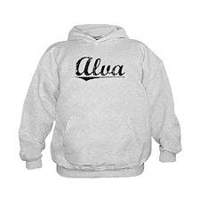 Alva, Vintage Hoodie