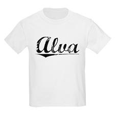 Alva, Vintage T-Shirt
