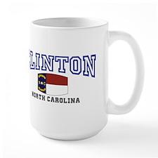 Clinton, North Carolina, NC, USA Mug