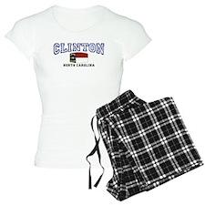 Clinton, North Carolina, NC, USA Pajamas