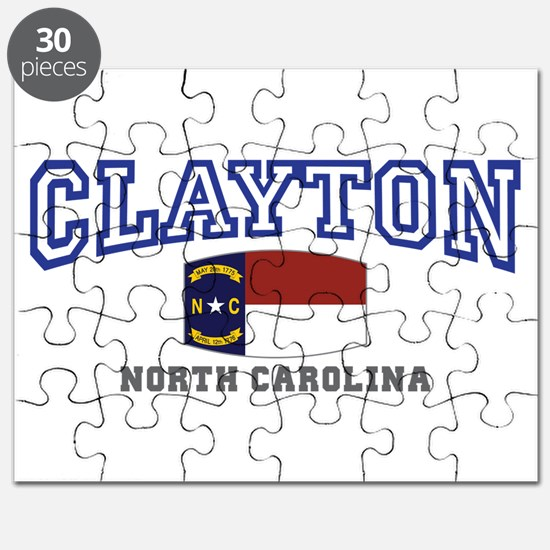 Clayton, North Carolina, NC, USA Puzzle