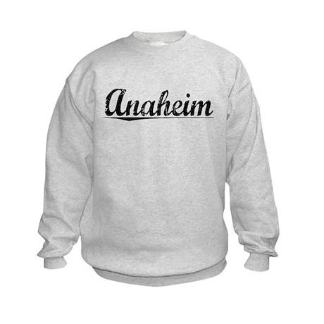 Anaheim, Vintage Kids Sweatshirt
