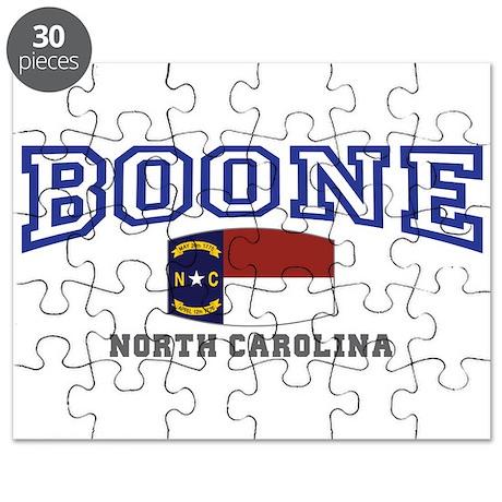 Boone, North Carolina, NC, USA Puzzle