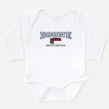 Boone, North Carolina, NC, USA Long Sleeve Infant