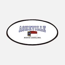 Asheville, North Carolina, NC, USA Patches