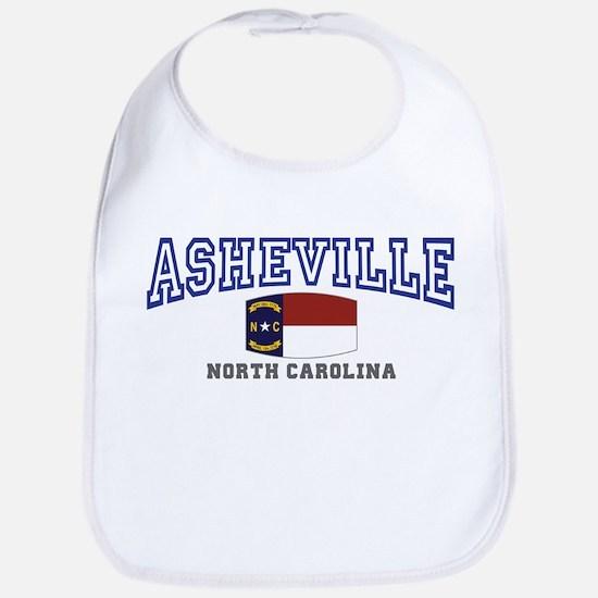 Asheville, North Carolina, NC, USA Bib