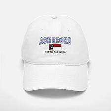 Asheboro, North Carolina, NC, USA Baseball Baseball Cap