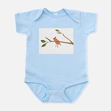 Captive Bird Infant Bodysuit