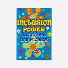 Inclusion Power Rectangle Magnet (10 pack)
