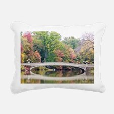 Unique Central park Rectangular Canvas Pillow