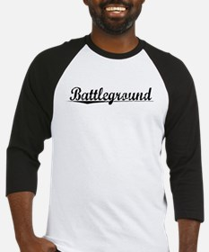 Battleground, Vintage Baseball Jersey