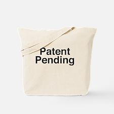 Patent Pending Tote Bag