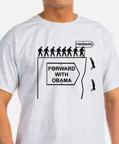Forward With Obama T-Shirt