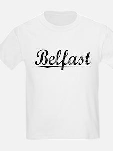 Belfast, Vintage T-Shirt