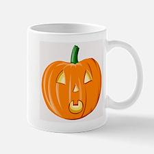 Carved Pumpkin Left-handed Mug