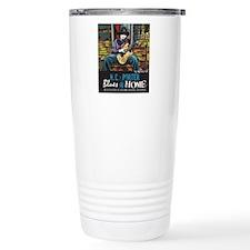 Bill Perry Travel Coffee Mug