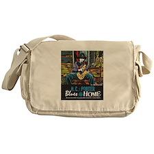 Bill Perry Messenger Bag