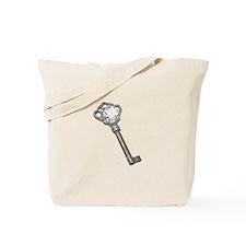 Antique Key Tote Bag