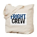 Flight Fright Crew Halloween Tote Bag