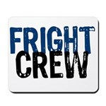 Flight Fright Crew Halloween Mousepad
